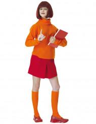 Kostuum van Velma™ uit Scooby Doo™ voor vrouwen