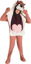 Kostuum van Taz uit de Looney Toons™ voor volwassenen