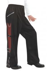 Michael Jackson™-broek met ringen voor jongens