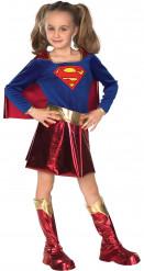 Glinsterend Supergirl™ kostuum voor meisjes