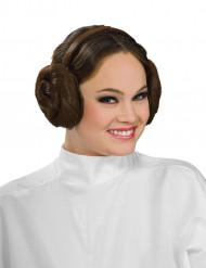 Kapsel van Leia Organa uit Star Wars™ voor vrouwen.