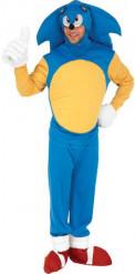 Sonic™ kostuum voor volwassenen