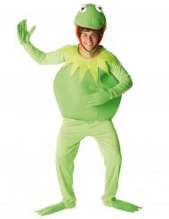 Kermit Muppets Show™ kostuum voor volwassenen