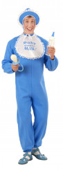 Baby kostuum voor heren