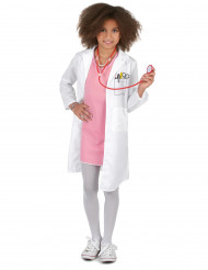 Dokter kostuum voor meisjes