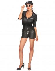 FBI kostuum voor dames