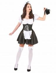 Kamermeisje kostuum voor dames