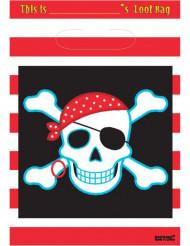Set van piraten zakjes / tasjes