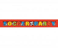 Soccer Party banier