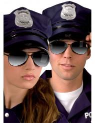 Politie bril voor volwassenen