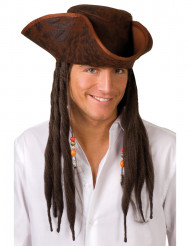 Dirty Joe piraten hoed