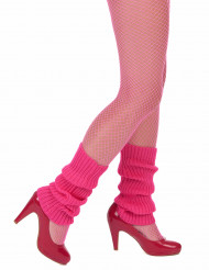 Roze beenwarmers voor dames