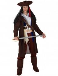 Zeerover piratenkostuum voor mannen