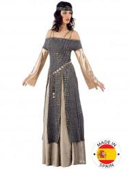 Luxe kostuum Lady Guinevere voor dames