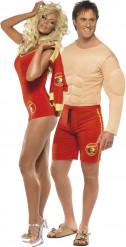 Koppel kostuums Baywatch™ Mitch en Pamela