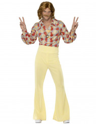 Disco jaren 70 outfit voor heren