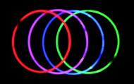 50 Lichtgevende kettingen