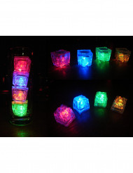 Verlichte ijsblokjes LED