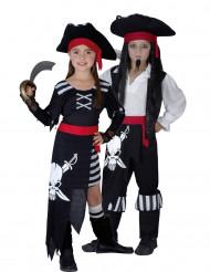 Piraten duo kostuums voor kinderen