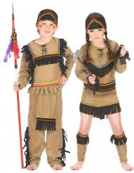 Indianen koppelkostuum voor kinderen