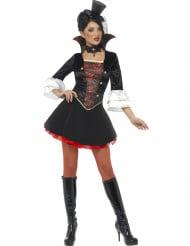 Verkleedkostuum Vampier voor dames Halloween outfit