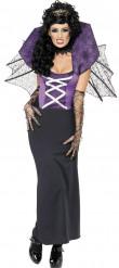 Verkleedkostuum voor dames vampier Halloween kleding