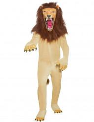 Leeuw kostuum met masker voor volwassenen