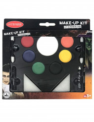 Familie luxe schmink kit Halloween make up