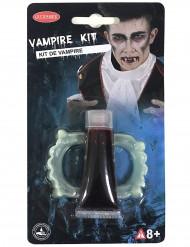 Vampier kit Halloween accessoire