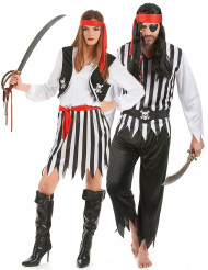 Piraten duo outfit