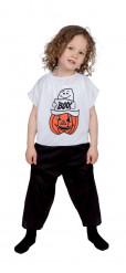Spook en pompoen kostuum voor kinderen