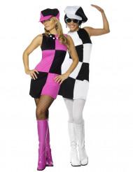 Disco koppel kostuums voor Dames