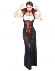 Vampierenkostuum voor dames