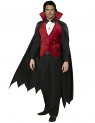 Heer Graaf vampier kostuum voor mannen