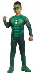Luxe Green Lantern™ kostuum voor jongens