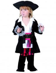 Verkleedkostuum Piraat voor jongens Carnavalpak