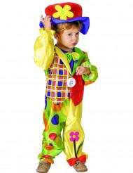 Clown pak voor jongens