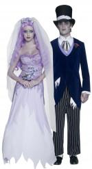 Gothic echtpaar Kostuum voor Halloween