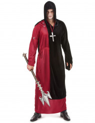Sinistere Monnik kostuum voor heren Halloween pak