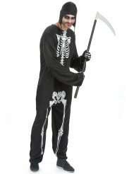 Heren skelet pak