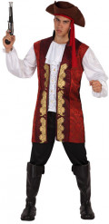 Piraten outfit voor mannen