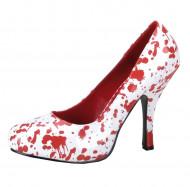 Bebloede schoenen voor dames