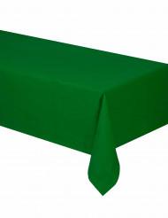 Groen papieren tafelkleed