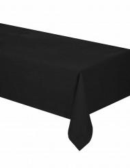 Zwart papieren tafelkleed