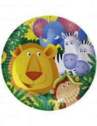 Set safari borden