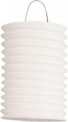 Witte lampionnen