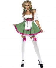 Sexy Beiers kostuum voor vrouwen