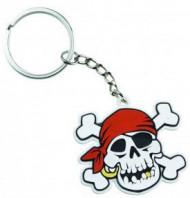 Piraten sleutelhanger