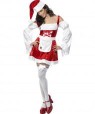 Kerst vrouw kostuum voor dames