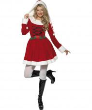Kerstvrouw pak voor dames